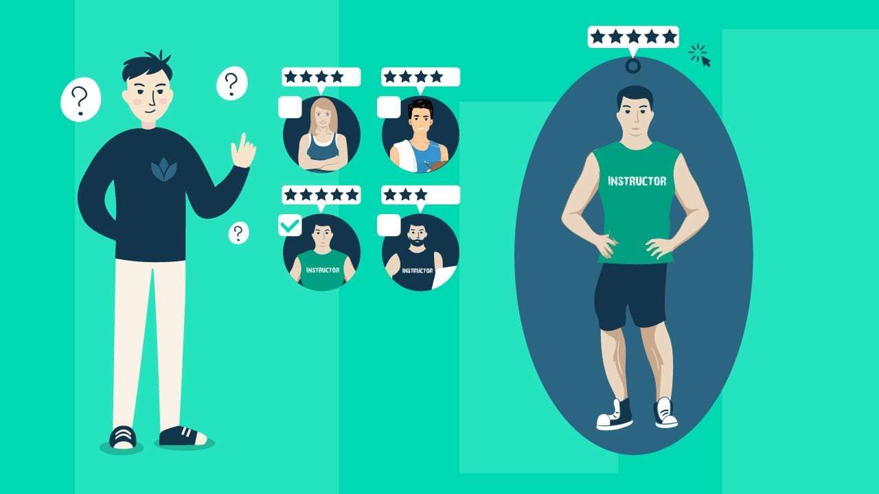 Compare the best personal trainers that deliver results
