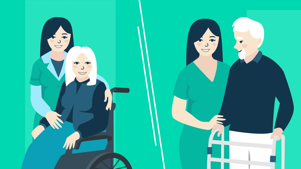 Cultivating better care for the elderly in Dubai