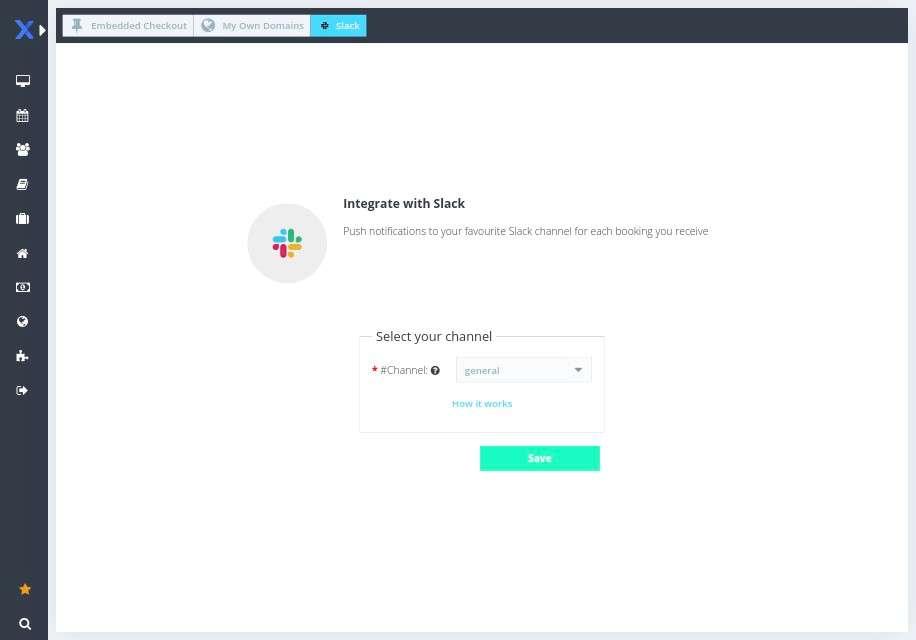 Configure Slack